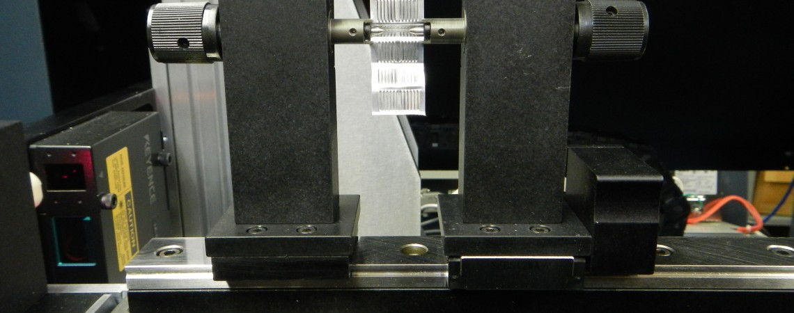 Louver Angle Measurement Subsystem